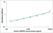 CEK1364 - Human VEGFR3 ELISA Kit